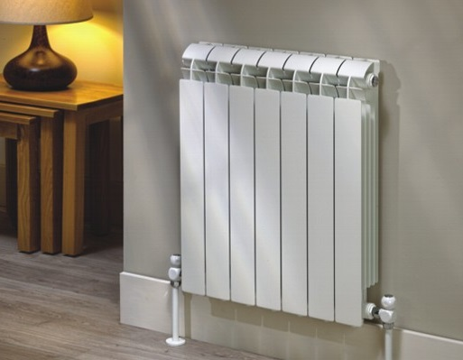 aluminium radiators   floor heating