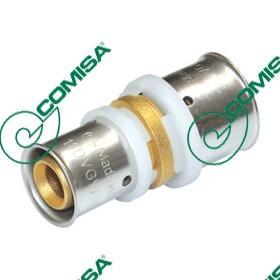Press redukcija za PEX i PE-RT cijevi 20-16mm - Comisa