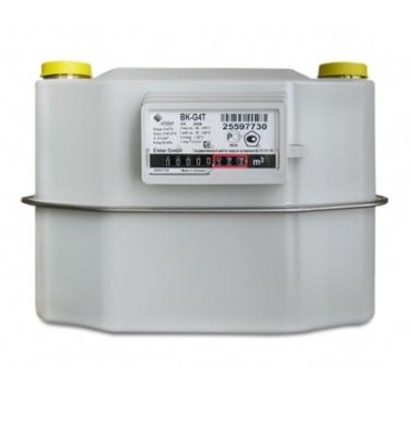 PLINOMJER ELSTER BK-G16T s temperaturnom kompenzacijom, antimagnetna izvedba, DN 40 (s maticama i spojnicama, baždaren)