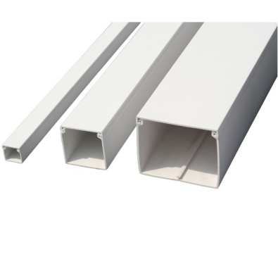 PVC kanalica s poklopcem 15x10mm, L=2m