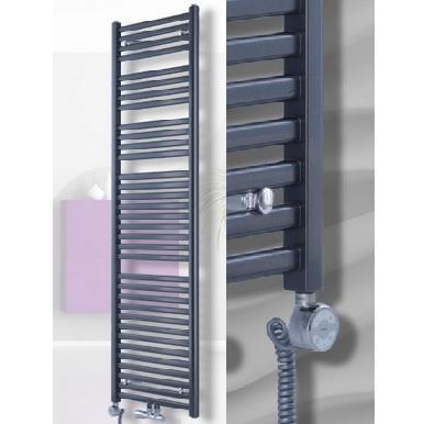 Kupaonski radijator MONDO STYLE BNP 600x1654, antracit sivi (1211W)